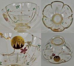 画像4: 【BACCARAT】バカラ ジャポニズム 花月文鉢
