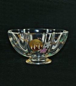 画像1: 【BACCARAT】バカラ ジャポニズム 花月文鉢