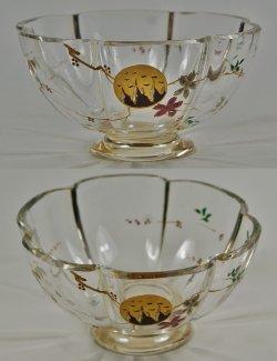 画像3: 【BACCARAT】バカラ ジャポニズム 花月文鉢