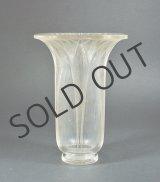 【LALIQUE】ルネ・ラリック LOTUS 花瓶