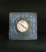 【LALIQUE】ルネ・ラリック NAÏADES 置時計