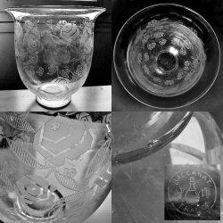 画像3: 【BACCARAT】バカラ Roses 花瓶 (大)