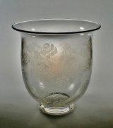 【BACCARAT】バカラ Roses 花瓶 (大)