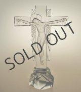 【BACCARAT】バカラ 十字架 イエスキリスト像
