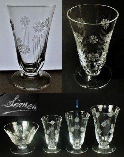 画像3: 【Cristal de SEVRES】セーヴル グラス (M) 5客