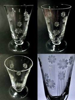 画像2: 【Cristal de SEVRES】セーヴル グラス (M) 5客