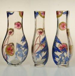 画像3: タンポポ文エナメル彩花瓶