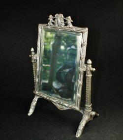 画像1:  小さな卓上鏡台