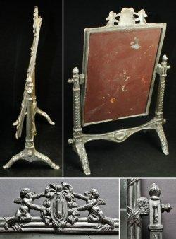 画像3:  小さな卓上鏡台