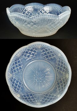 画像3: オパルセントガラスのデザートセット