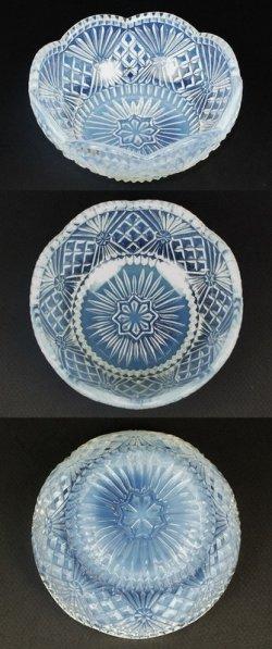 画像4: オパルセントガラスのデザートセット