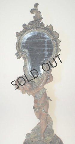 画像3: 【Aug.Moreau】オギュスト・モロー 鏡を掲げるエンゼル