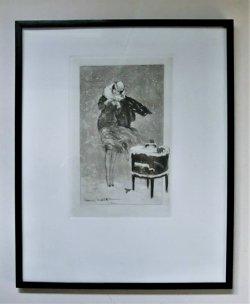 画像3: 【ICART】イカール 『コールドロン』オリジナル銅版画