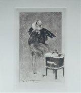 【ICART】イカール 『コールドロン』オリジナル銅版画