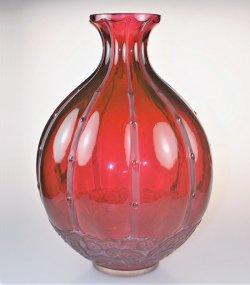 画像1: 【BACCARAT】バカラ アールデコの大きな花瓶