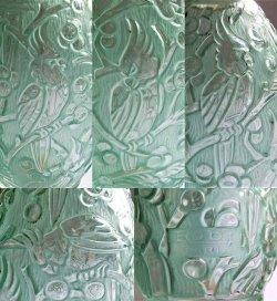 画像4: 【ROBJ】ロブジュ オウム文ランプベルジェ