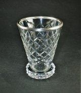【ST-LOUIS】サン・ルイ Diamantsカット花瓶