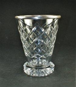 画像2: 【ST-LOUIS】サン・ルイ Diamantsカット花瓶