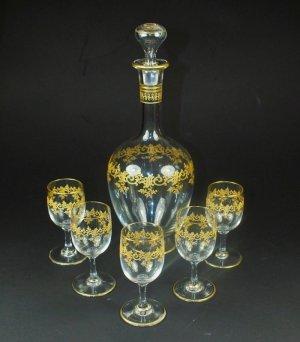 画像: 【BACCARAT】バカラ RECAMIERポルト酒セット